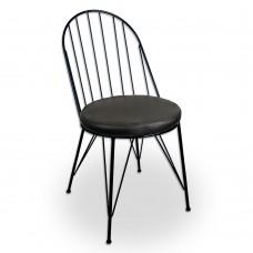 Ekol Tel Sandalye Mutfak Sandalyesi Cafe Sandalye Balkon Sandalye