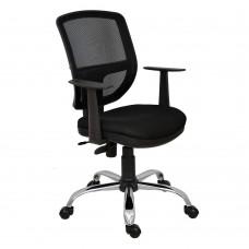 Jazz Ofis Koltuğu Bilgisayar Sandalyesi Çalışma Koltuğu Metal
