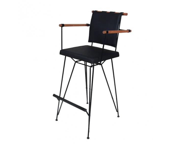 Penyez Bar Sandalyesi Bar Taburesi Tel Bar Sandalye
